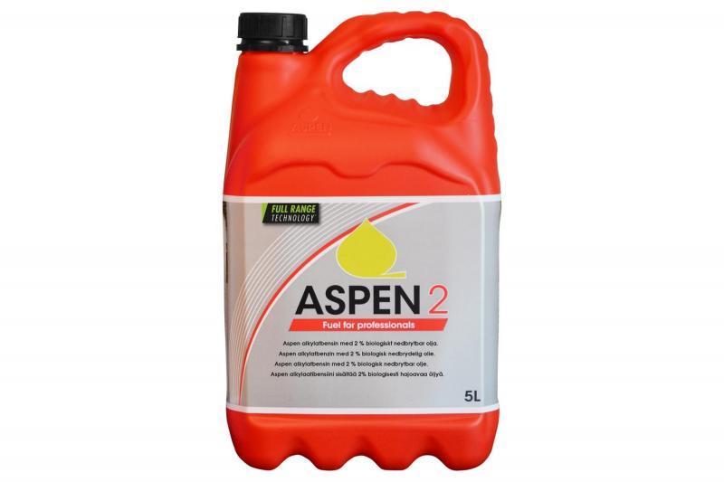 Aspen 2 STROKE PREMIUM ALKYLATE FUEL 5L