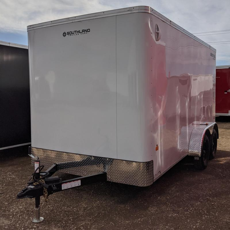 2021 Southland LCHT35-714F-78 Enclosed Cargo Trailer
