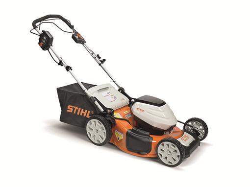 2021 STIHL RMA 510 V LAWNMOWER KIT