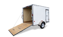 2021 Stealth Trailers C6x10S-L Enclosed Cargo Trailer