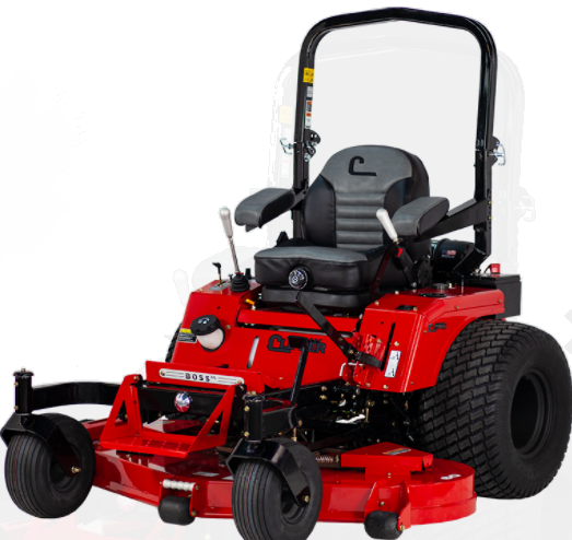 2021 Country Clipper Boss XL Zero-Turn Lawn Mower - 72""