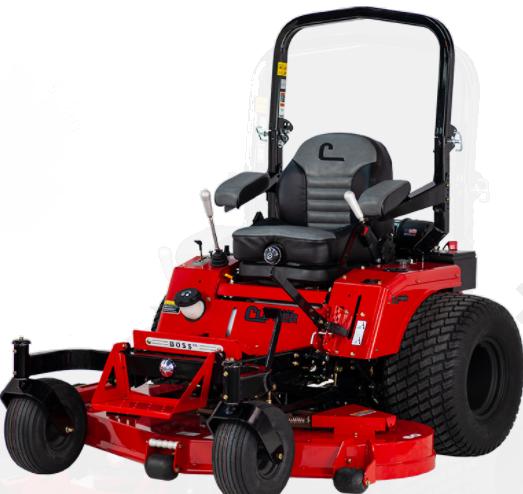 "2021 Country Clipper Boss XL Zero-Turn Lawn Mower - 72"""