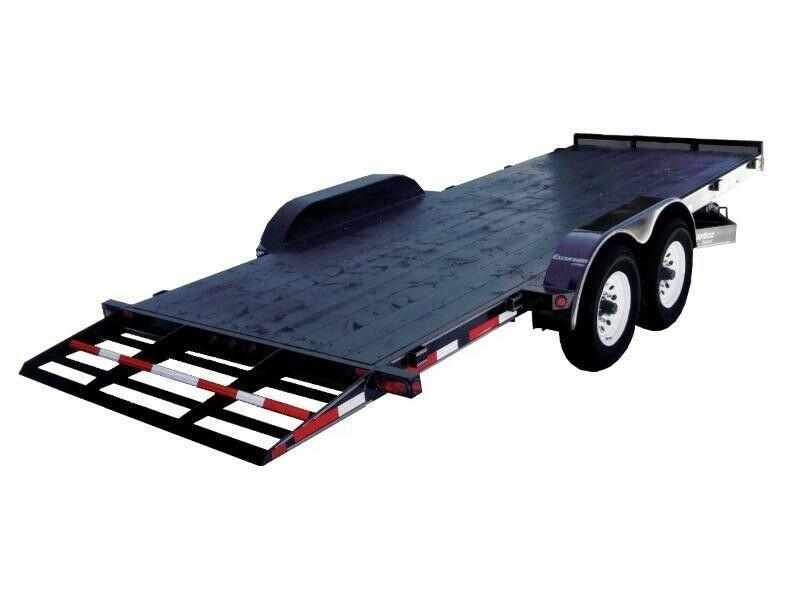 2020 Rainbow Trailers 8720M Equipment Trailer