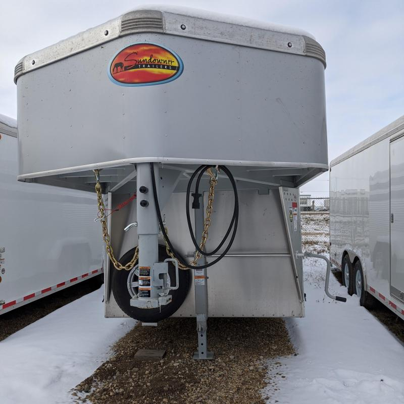 2021 Sundowner Rancher 24GNXP Stock Trailer