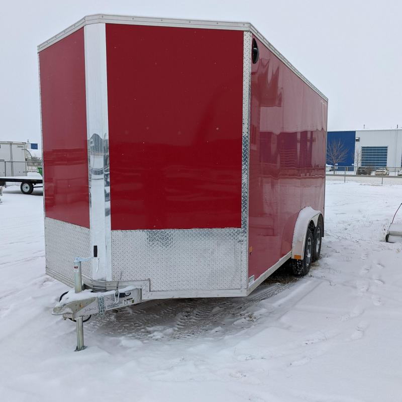 2021 Stealth Trailers C7x16 Enclosed Cargo Trailer
