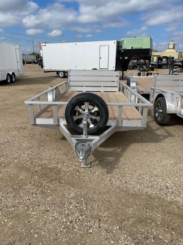 2021 Stronghaul UASR812 76x12 ALUMINUM Utility Trailer