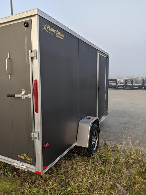 2020 Rainbow Trailers CA6X12A13T Enclosed Cargo Trailer