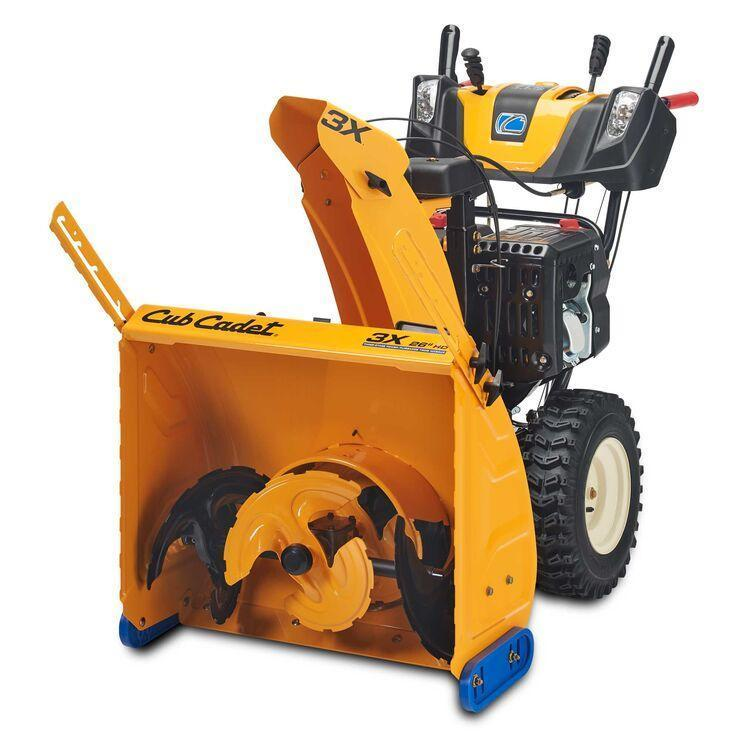 2021 Cub Cadet 3-Stage 26 HD Snow Blower