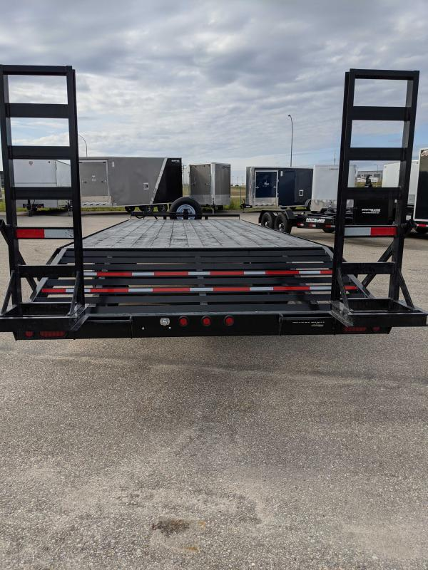 2021 Rainbow Trailers 024A27M Equipment Trailer