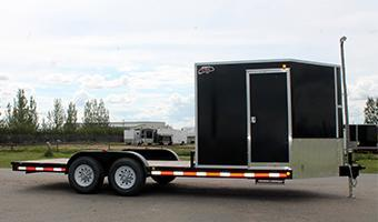 2019 CJay Trailers FX9-622-T70 Cargo/Enclosed Trailer