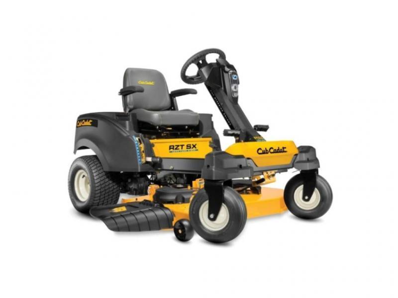 2021 Cub Cadet RZT SX 46 Lawn Tractor