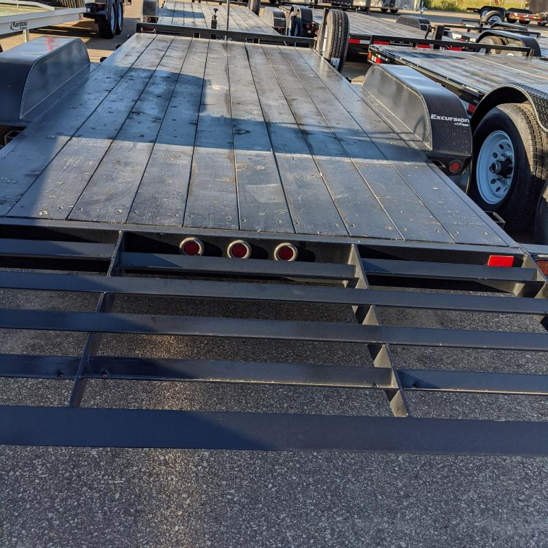 2020 Rainbow Trailers 8518M Tilt Deck