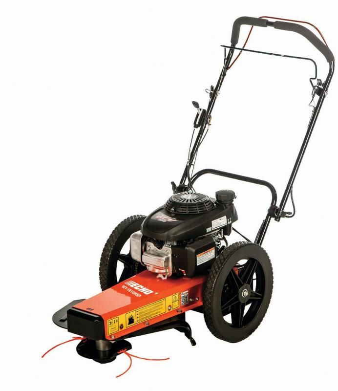 2021 ECHO WHEELED TRIMMER