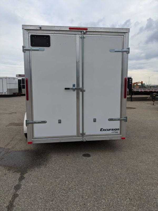 2020 Rainbow Trailers CA7X14A23M Enclosed Cargo Trailer