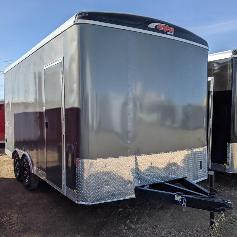 2021 Mirage XL8.516TA3 Enclosed Cargo Trailer