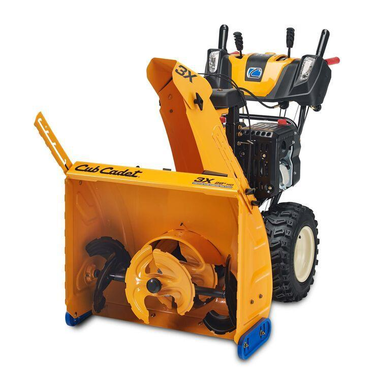2021 Cub Cadet 3-Stage 28 HD Snow Blower