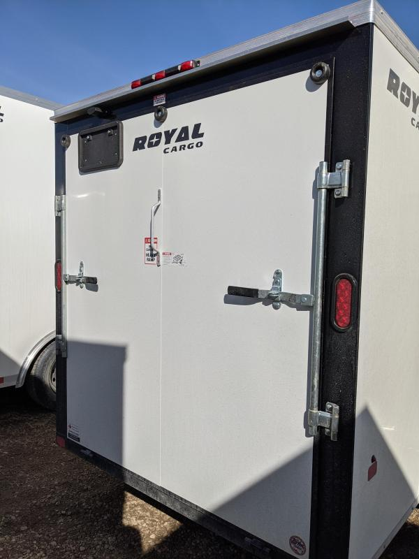 2021 Southland Cargo Trailers LCHS29-614V-72 Enclosed Cargo Trailer
