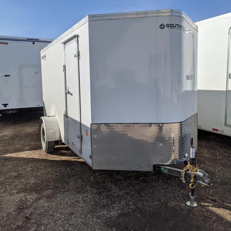 2021 Southland Cargo Trailers LCHS29-614V-72 Enclosed Cargo Trailer
