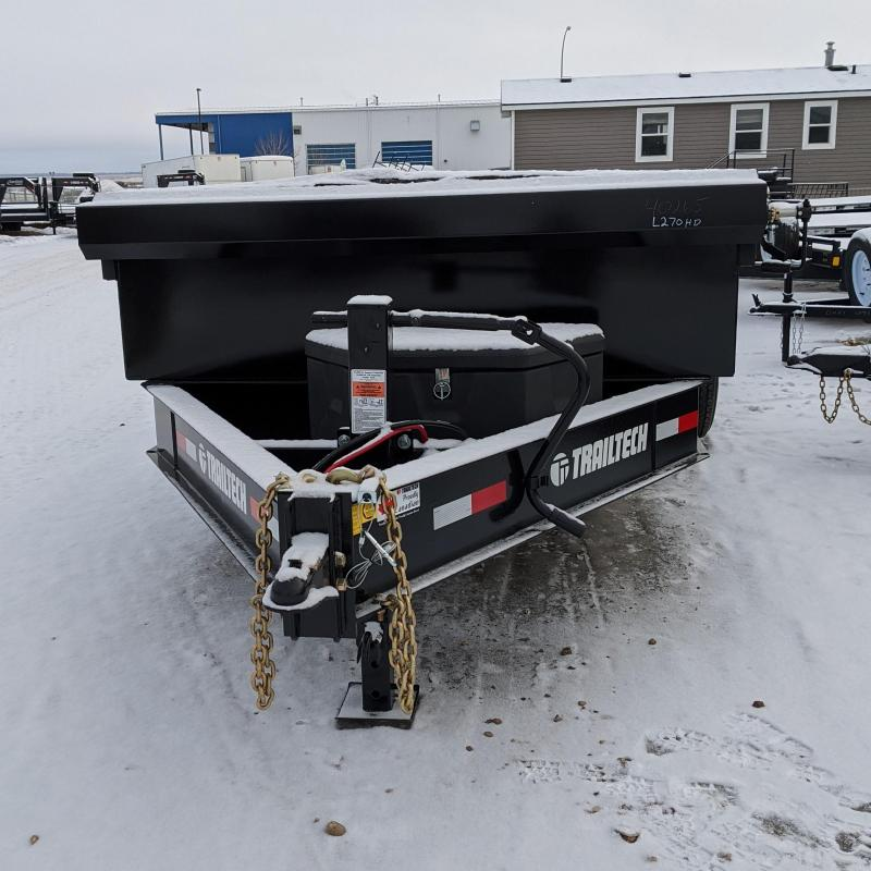 2021 Trailtech L270HD-14 Dump Trailer