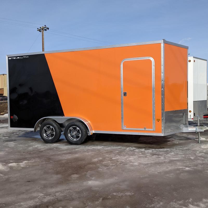 2021 CargoPro Trailers C7X16 Enclosed Cargo Trailer
