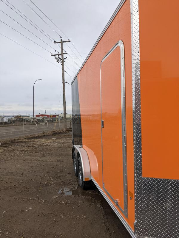 2021 CargoPro Trailers C7X16 Enclosed Cargo Trailer