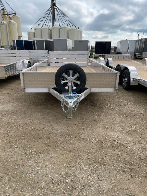 2021 Stronghaul UATS8514DR 82x14 ALUMINUM Utility Trailer