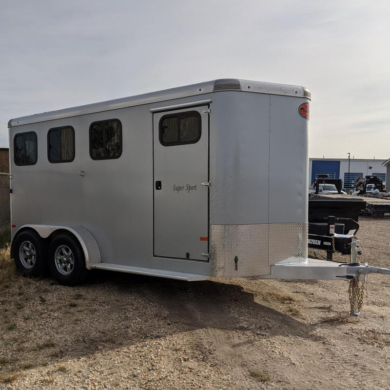 2021 Sundowner Trailers SS3HBP Horse Trailer