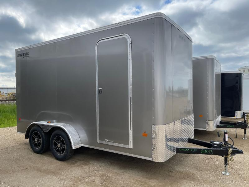 2022 Southland Trailers 2022 Royal LT 7'x14' Tandem Axle Cargo Trailer