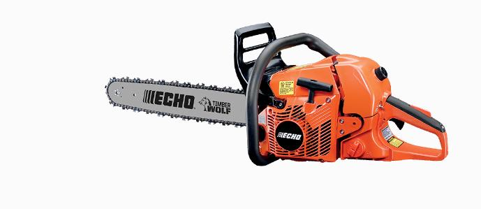 "2021 ECHO 20"" TIMBERWOLF CHAINSAW"