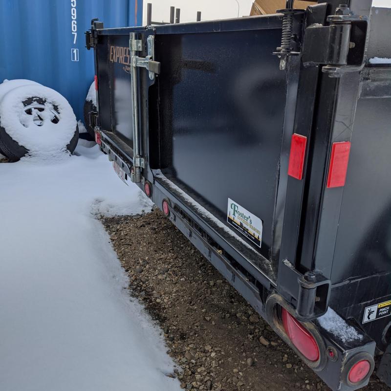 2019 Rainbow Trailers D6X10A25E Dump Trailer