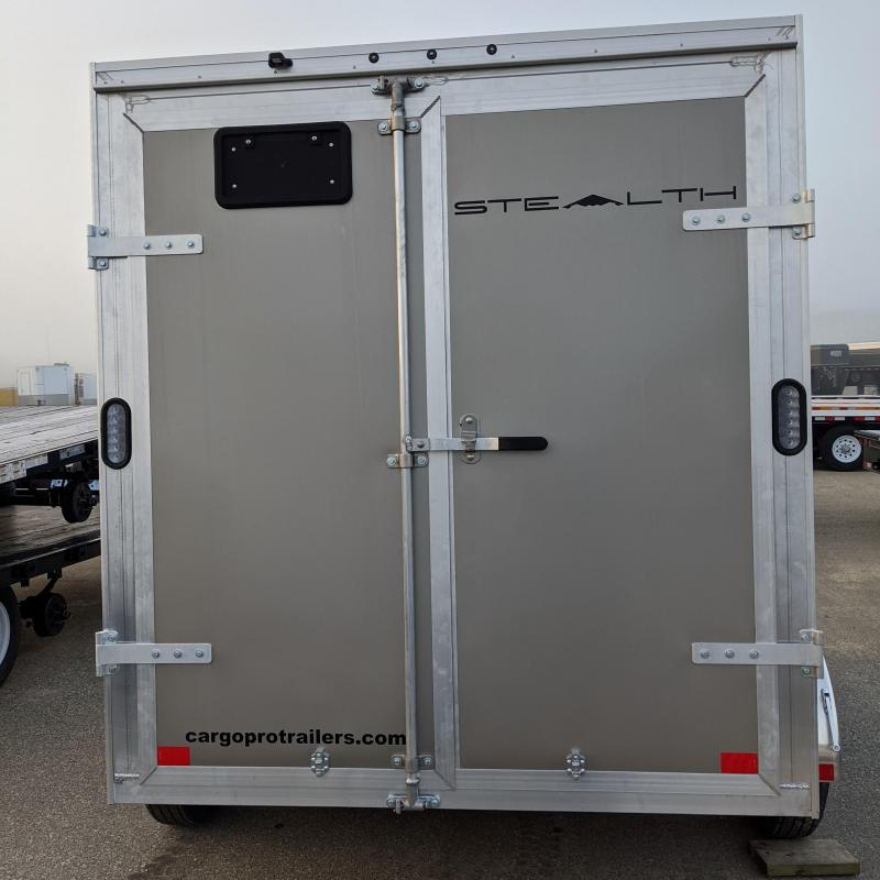2021 Stealth Enclosed Cargo Trailer 6X10