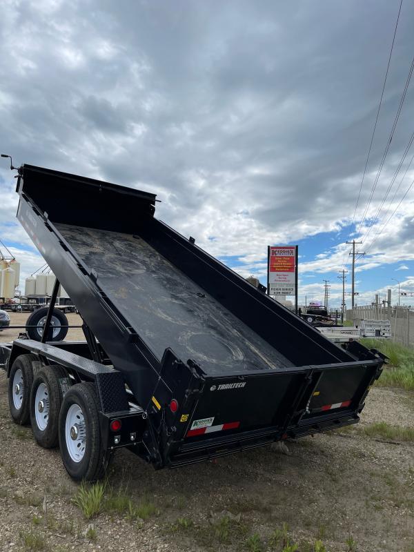2021 Trailtech L370HD-16 Dump Trailer