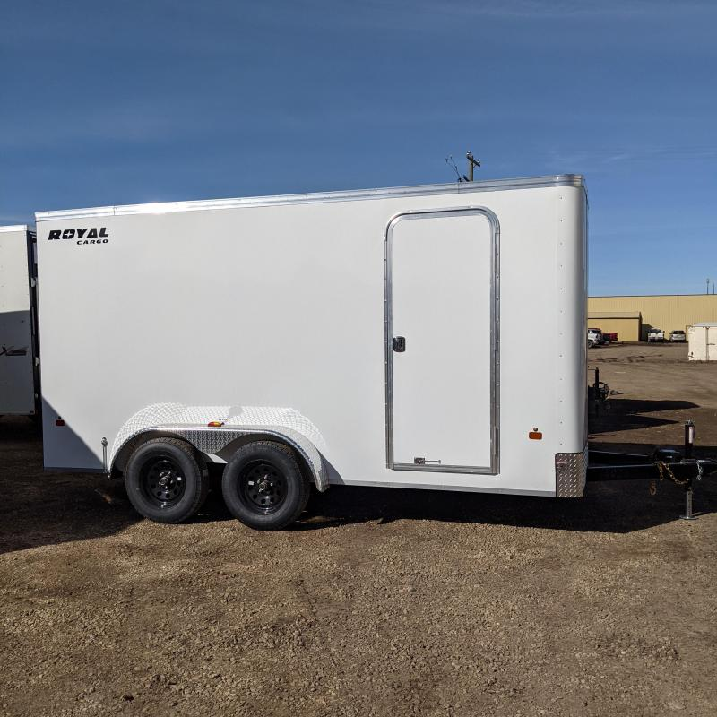 2021 Southland Cargo Trailers LCHT37-714F-78 Enclosed Cargo Trailer