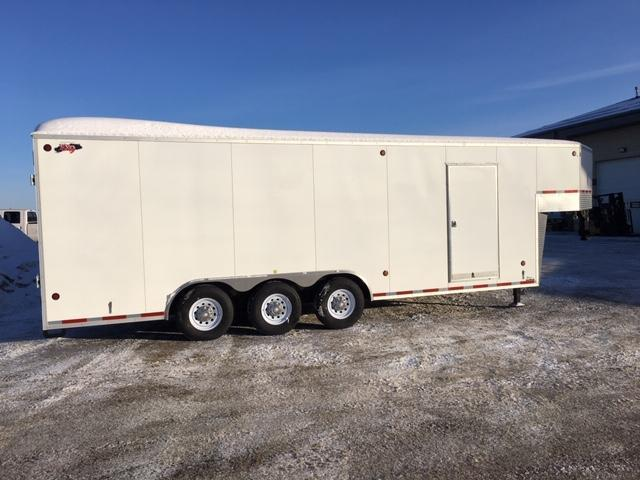 2019 CJay Trailers FX9-824-78-TR70 Enclosed Cargo Trailer