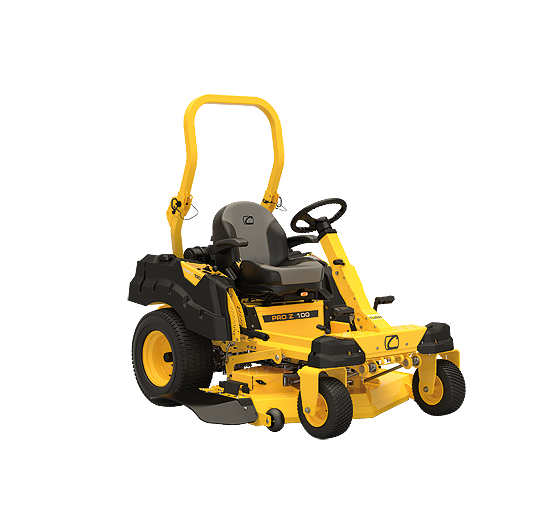 2021 Cub Cadet PRO Z 160S EFI Zero-Turn Riding Mower Lawn Equipment