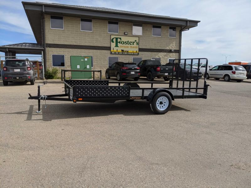 2021 Rainbow Trailers 65X14RSE
