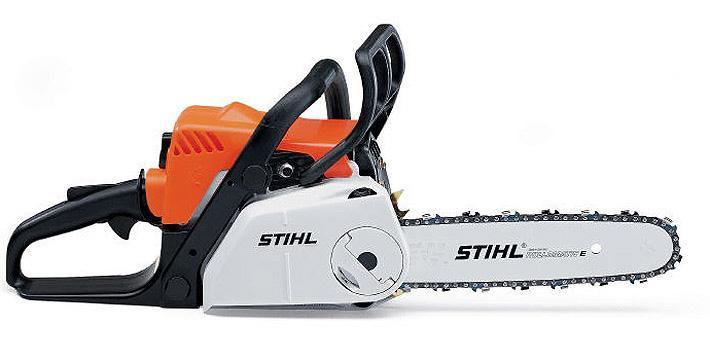 "STIHL MS 180 C-BE 14"" Chainsaw"