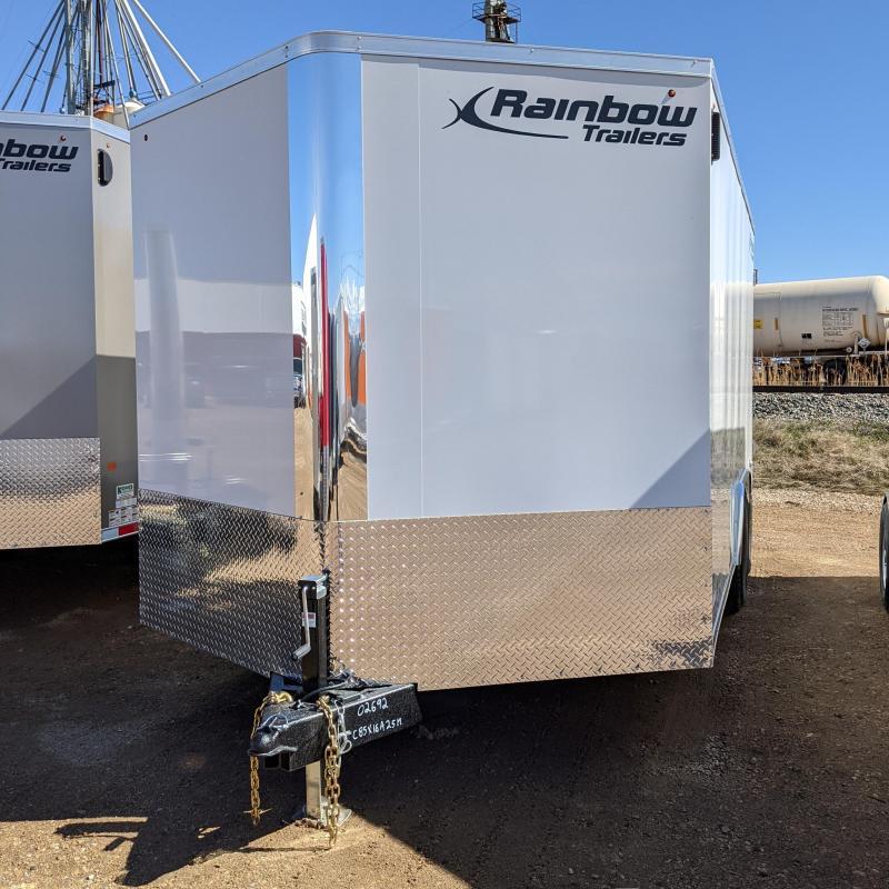 2021 Rainbow Trailers C85X16A25M Enclosed Cargo Trailer