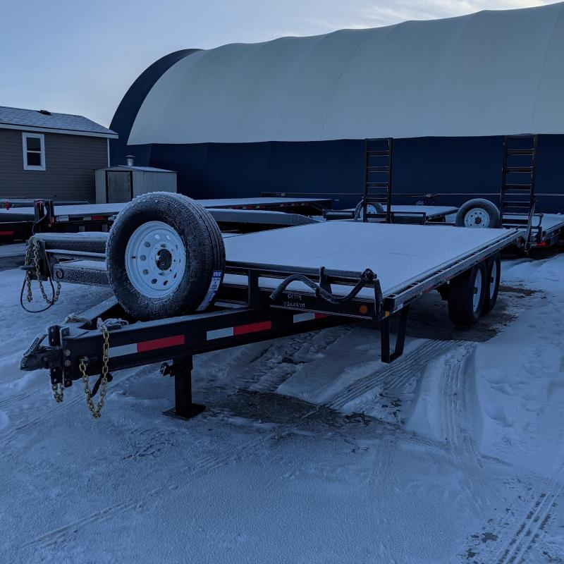 2021 Rainbow Trailers 020A27M Equipment Trailer