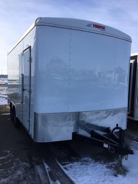 2019 Mirage Trailers M8.516TA3 Enclosed Cargo Trailer