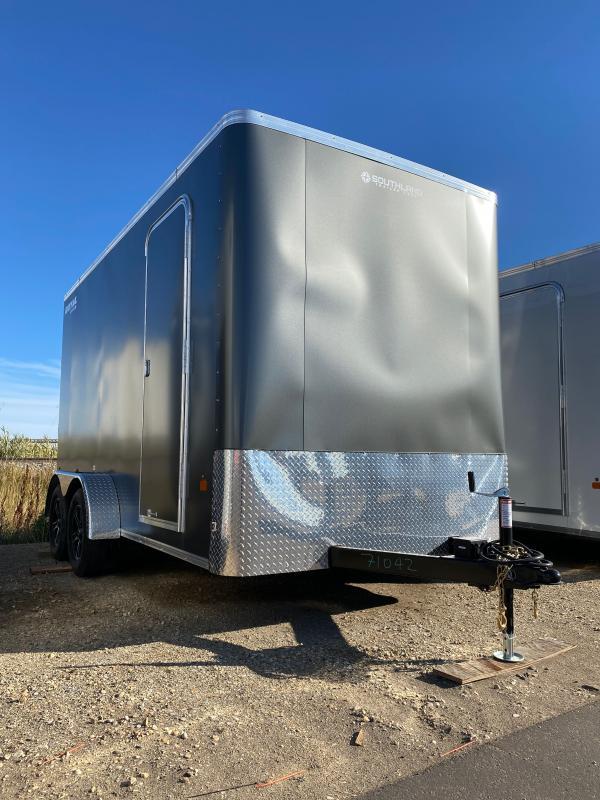 2022 Royal Cargo Trailers LCHT35-714F-86 7 x 14 Enclosed Cargo Trailer