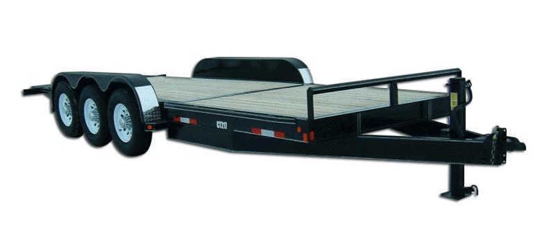 2022 Double A C217-24 21000 GVW Cushion Tilt Trailer