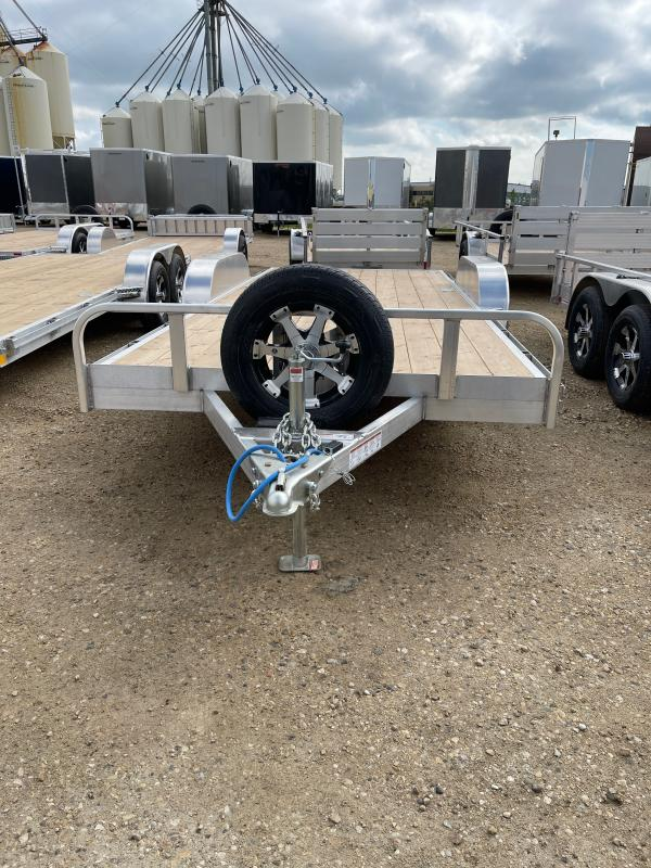 2021 Stronghaul UATF8518 82x18 ALUMINUM Utility Trailer