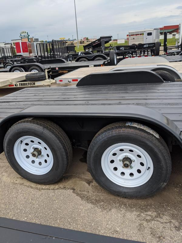 2021 Rainbow Trailers 6314E Equipment Trailer