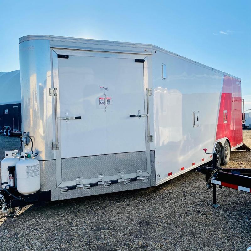 2021 Royal XRARCT60-826V-86 Heated Snowmobile Trailer