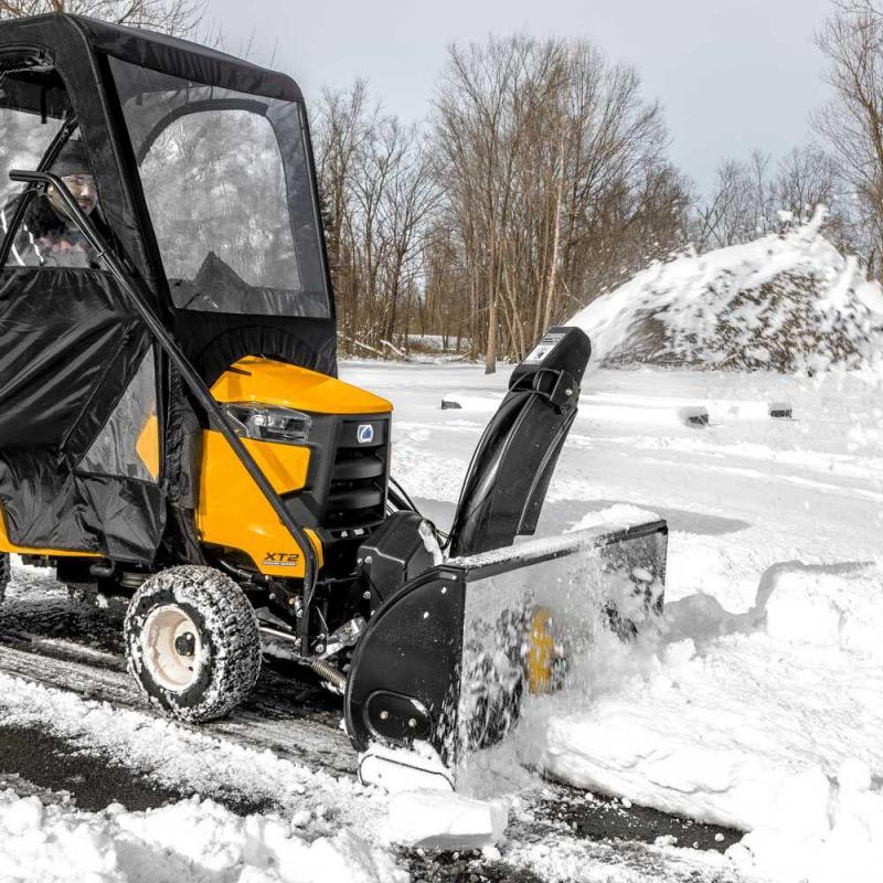 "2021 Cub Cadet 42"" 3 Stage Snow Thrower Attachment"