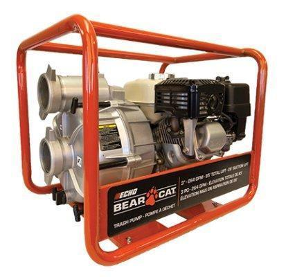 "2021 ECHO HONDA GX 3"" TRASH PUMP"