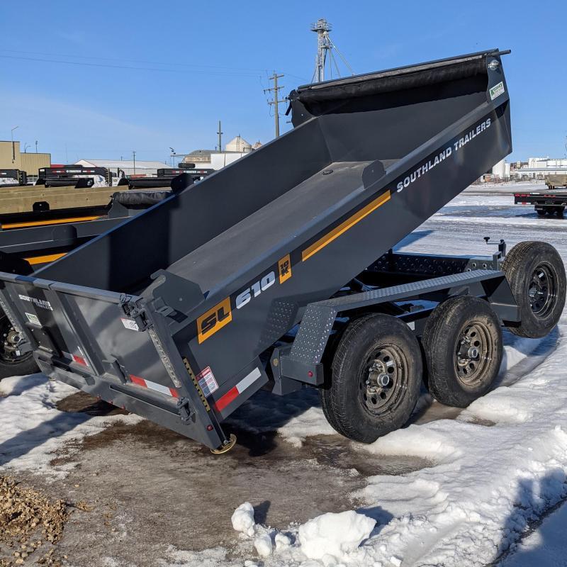 2021 Southland Trailers SL610-10K Dump Trailer