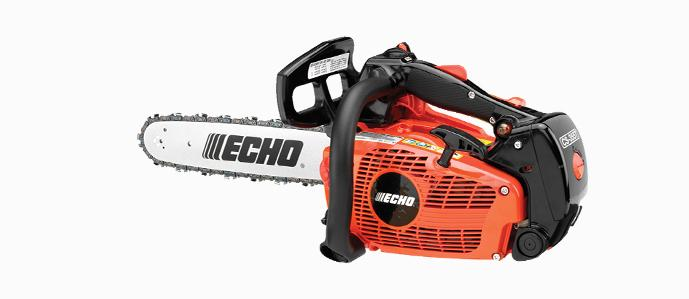 "2021 ECHO TOP HANDLE 16"" CHAINSAW"