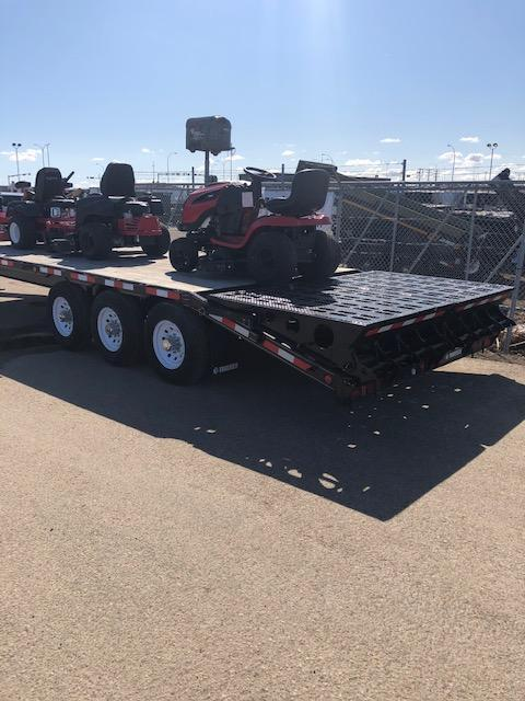 2019 Trailtech H370-24 Flatbed Trailer